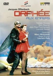 Orpheus In Der Unterwelt, Minkowski, Dessay, Beuron