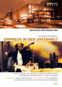 Orpheus In Der Unterwelt, Lopez-Cobos, Grobe, Johnson, Varnay