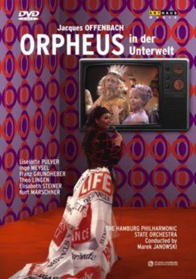 Orpheus In Der Unterwelt, Jacques Offenbach