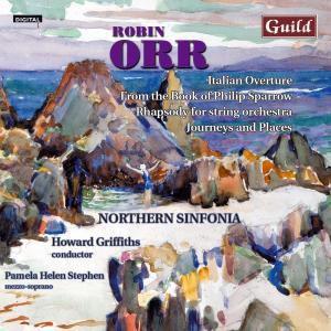 Orr:Rhapsody Für Streichorchester, Howard Griffith, Northern Sinfonia