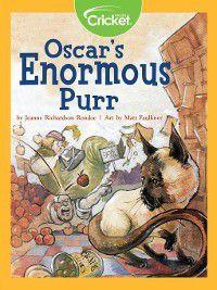Oscar's Enormous Purr, Jeanne Richardson Rondoe