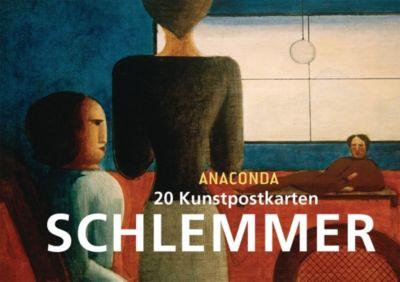Oskar Schlemmer Postkartenbuch - Oskar Schlemmer |
