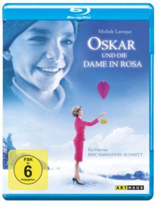 Oskar und die Dame in Rosa, Eric-Emmanuel Schmitt