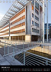 Oslo - Pure Architektur (Tischkalender 2019 DIN A5 hoch) - Produktdetailbild 1