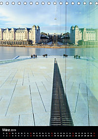 Oslo - Pure Architektur (Tischkalender 2019 DIN A5 hoch) - Produktdetailbild 3