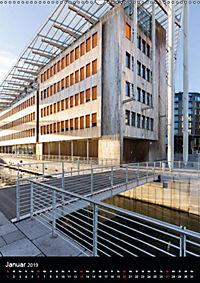 Oslo - Pure Architektur (Wandkalender 2019 DIN A2 hoch) - Produktdetailbild 1