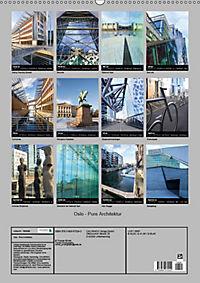 Oslo - Pure Architektur (Wandkalender 2019 DIN A2 hoch) - Produktdetailbild 13