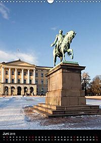 Oslo - Pure Architektur (Wandkalender 2019 DIN A3 hoch) - Produktdetailbild 6