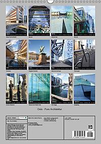 Oslo - Pure Architektur (Wandkalender 2019 DIN A3 hoch) - Produktdetailbild 13