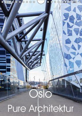 Oslo - Pure Architektur (Wandkalender 2019 DIN A4 hoch), Thomas Klinder