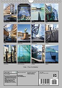 Oslo - Pure Architektur (Wandkalender 2019 DIN A4 hoch) - Produktdetailbild 13