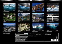 Ost-Grönland (Wandkalender 2019 DIN A2 quer) - Produktdetailbild 13