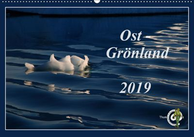 Ost-Grönland (Wandkalender 2019 DIN A2 quer), Thom@sPhotography
