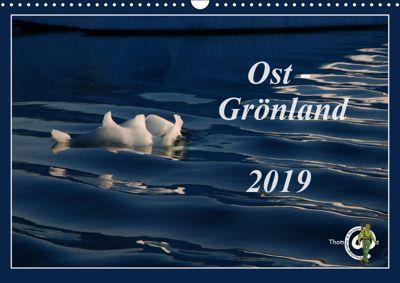 Ost-Grönland (Wandkalender 2019 DIN A3 quer), Thom@sPhotography
