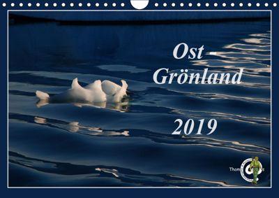 Ost-Grönland (Wandkalender 2019 DIN A4 quer), Thom@sPhotography