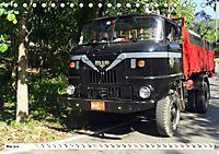 Ostalgie pur - DDR-Fahrzeuge auf Kuba (Tischkalender 2019 DIN A5 quer) - Produktdetailbild 5