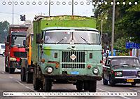Ostalgie pur - DDR-Fahrzeuge auf Kuba (Tischkalender 2019 DIN A5 quer) - Produktdetailbild 4
