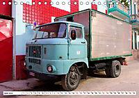 Ostalgie pur - DDR-Fahrzeuge auf Kuba (Tischkalender 2019 DIN A5 quer) - Produktdetailbild 6
