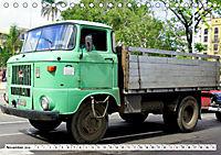 Ostalgie pur - DDR-Fahrzeuge auf Kuba (Tischkalender 2019 DIN A5 quer) - Produktdetailbild 11
