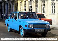 Ostalgie pur - DDR-Fahrzeuge auf Kuba (Wandkalender 2019 DIN A3 quer) - Produktdetailbild 2
