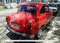 Ostalgie pur - DDR-Fahrzeuge auf Kuba (Wandkalender 2019 DIN A3 quer) - Produktdetailbild 7