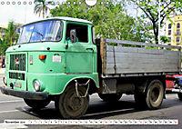 Ostalgie pur - DDR-Fahrzeuge auf Kuba (Wandkalender 2019 DIN A4 quer) - Produktdetailbild 11
