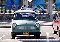 Ostalgie pur - DDR-Fahrzeuge auf Kuba (Wandkalender 2019 DIN A4 quer) - Produktdetailbild 3