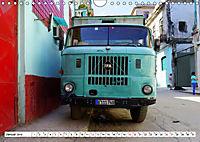 Ostalgie pur - DDR-Fahrzeuge auf Kuba (Wandkalender 2019 DIN A4 quer) - Produktdetailbild 1