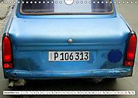 Ostalgie pur - DDR-Fahrzeuge auf Kuba (Wandkalender 2019 DIN A4 quer) - Produktdetailbild 12