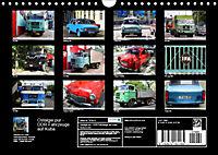 Ostalgie pur - DDR-Fahrzeuge auf Kuba (Wandkalender 2019 DIN A4 quer) - Produktdetailbild 13