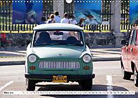 Ostalgie pur - DDR-Fahrzeuge auf Kuba (Wandkalender 2019 DIN A3 quer) - Produktdetailbild 3