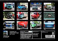 Ostalgie pur - DDR-Fahrzeuge auf Kuba (Wandkalender 2019 DIN A3 quer) - Produktdetailbild 13