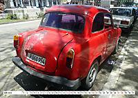 Ostalgie pur - DDR-Fahrzeuge auf Kuba (Wandkalender 2019 DIN A2 quer) - Produktdetailbild 7