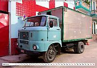 Ostalgie pur - DDR-Fahrzeuge auf Kuba (Wandkalender 2019 DIN A2 quer) - Produktdetailbild 6