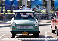 Ostalgie pur - DDR-Fahrzeuge auf Kuba (Wandkalender 2019 DIN A2 quer) - Produktdetailbild 3
