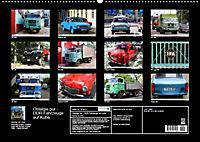 Ostalgie pur - DDR-Fahrzeuge auf Kuba (Wandkalender 2019 DIN A2 quer) - Produktdetailbild 13
