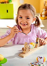 Ostereier-Malmaschine aus Holz - Produktdetailbild 2