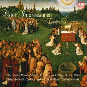 Osterimpressionen - Geistliche Musik & Orchesterwerke, Schreier, Gol, Thomas