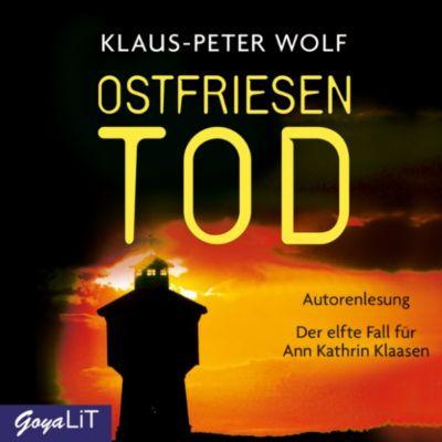 Ostfriesenkrimis: Ostfriesentod, Klaus-Peter Wolf