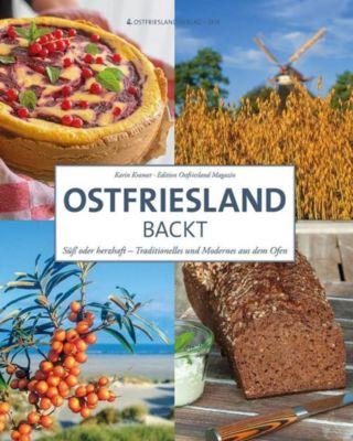 Ostfriesland backt - Karin Kramer |