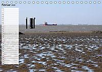 Ostfriesland - Der Dollart (Tischkalender 2019 DIN A5 quer) - Produktdetailbild 2