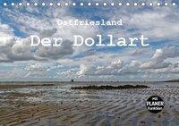 Ostfriesland - Der Dollart (Tischkalender 2019 DIN A5 quer), Rolf Pötsch