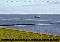 Ostfriesland - Der Dollart (Tischkalender 2019 DIN A5 quer) - Produktdetailbild 3