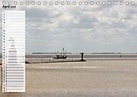 Ostfriesland - Der Dollart (Tischkalender 2019 DIN A5 quer) - Produktdetailbild 4