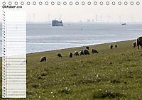 Ostfriesland - Der Dollart (Tischkalender 2019 DIN A5 quer) - Produktdetailbild 10