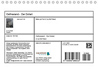 Ostfriesland - Der Dollart (Tischkalender 2019 DIN A5 quer) - Produktdetailbild 13