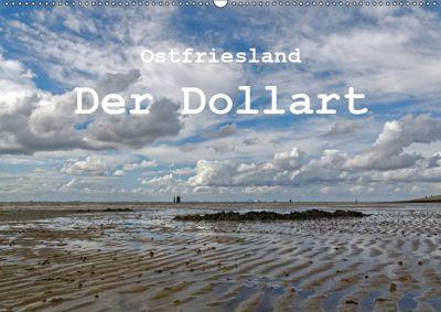 Ostfriesland - Der Dollart (Wandkalender 2019 DIN A2 quer), Rolf Pötsch