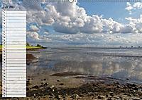 Ostfriesland - Der Dollart (Wandkalender 2019 DIN A2 quer) - Produktdetailbild 7
