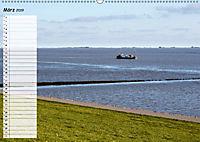 Ostfriesland - Der Dollart (Wandkalender 2019 DIN A2 quer) - Produktdetailbild 3
