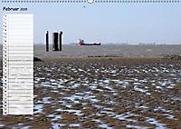 Ostfriesland - Der Dollart (Wandkalender 2019 DIN A2 quer) - Produktdetailbild 2